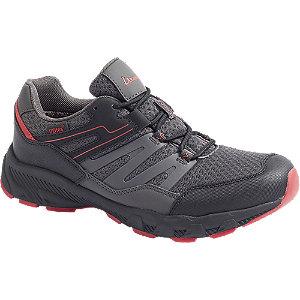 Levně Šedo-černá outdoorová obuv Landrover