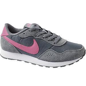 Levně Šedo-růžové tenisky Nike Md Valiant