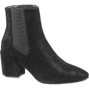 Levně Černá Chelsea obuv Graceland
