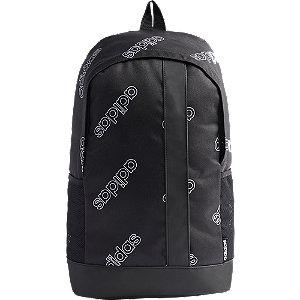 Levně Černý batoh Adidas Lin BP CF