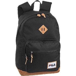 Levně Černý batoh Fila