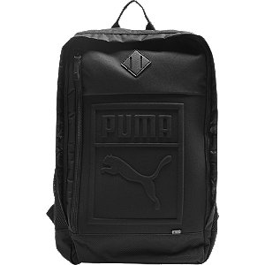 Levně Černý batoh Puma S BP