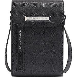 E-shop Černá kabelka přes rameno Kendall + Kylie