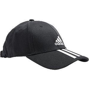 Levně Černá kšiltovka Adidas BBall 3S Cap Ct