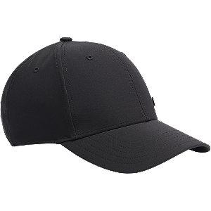 Levně Černá kšiltovka Adidas Bball Cap Lt Met