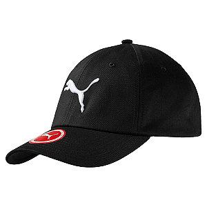 Levně Černá kšiltovka Puma Ess Cap No 1