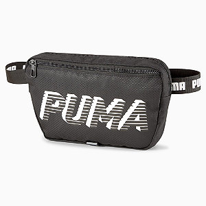 Levně Černá ledvinka Puma Evouss X-Waist Bag