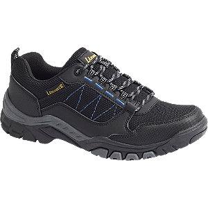 Levně Černá outdoorová obuv Landrover