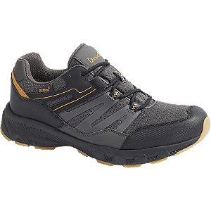 Levně Černá outdoorová obuv Landrover s TEX membránou