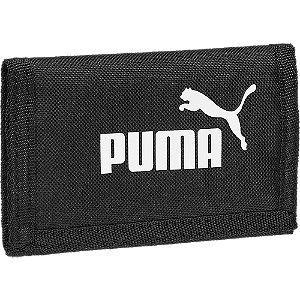 Levně Černá peněženka Puma Phase Wallet