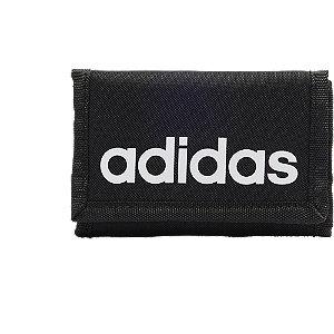 Levně Černá peněženka adidas Lin Core Wallet