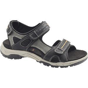 Levně Černé sandály Tom Tailor
