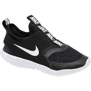 Levně Černé slip-on tenisky Nike Flex Runner
