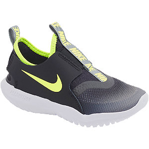 Levně Černé slip-on tenisky Nike Flex Runner PS