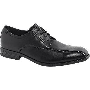Levně Černá společenská obuv Memphis One