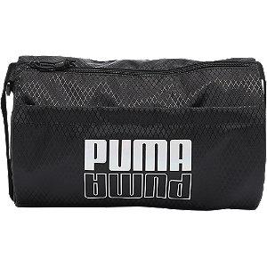 Levně Černá sportovní taška Puma Core Base Barrel Bag