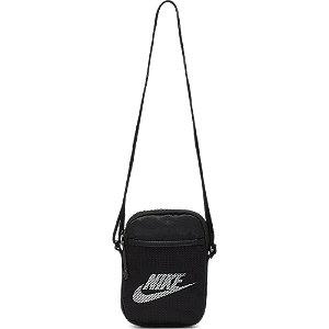 Levně Černá taška přes rameno Nike Heritage Crossybody Bag