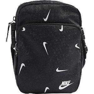 Levně Černá taška přes rameno Nike Heritage Small Items