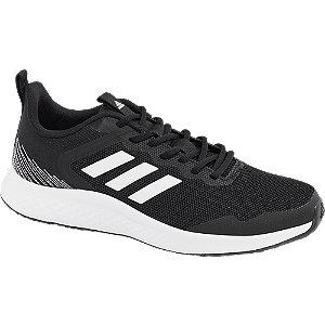 Levně Černé tenisky Adidas Fluidstreet