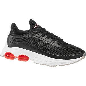Levně Černé tenisky Adidas Quadcube