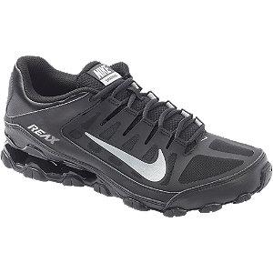 Levně Černé tenisky Nike Reax Tr