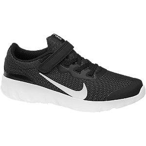 Levně Černé tenisky na suchý zip Nike Explore Strada