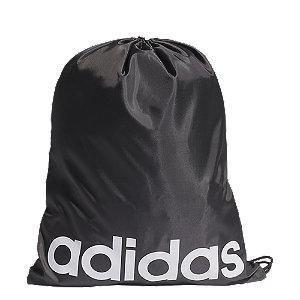 Levně Černý vak Adidas Linear Gymsack
