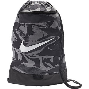 Levně Černý vak Nike Brasilia Gym sack