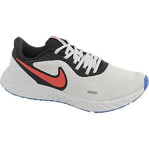 Levně Černo-bílé tenisky Nike Revolution 5