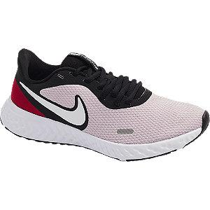 Levně Černo-bílé tenisky Nike Revolution