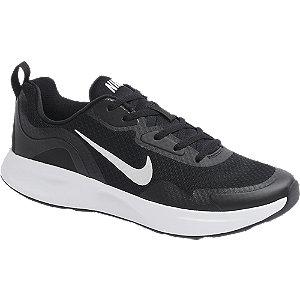 Levně Černo-bílé tenisky Nike Wearallday