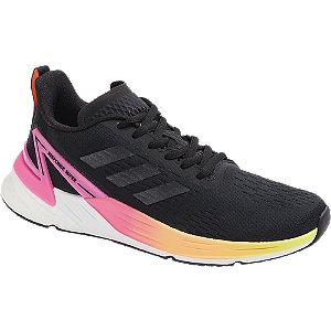Levně Černo-duhové tenisky adidas Response Super