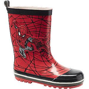 Levně Červené gumáky Spiderman