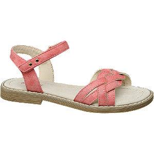 Levně Červené sandály Graceland