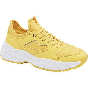 Levně Žluté tenisky Bench