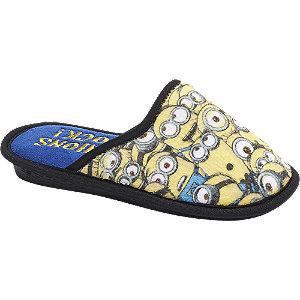 Levně Žlutomodré papuče Mimoni