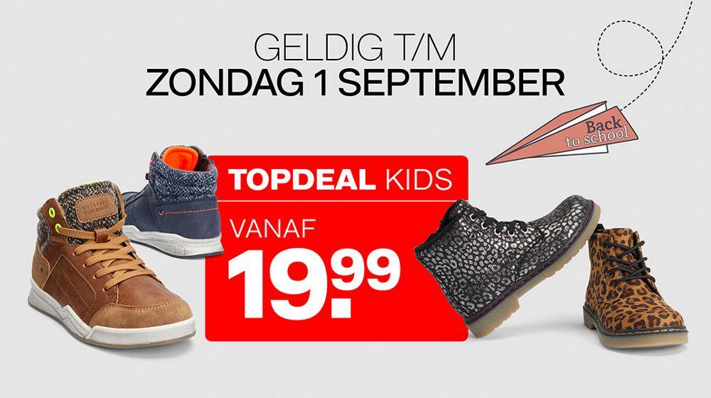 Topdeal Back to School vanHaren
