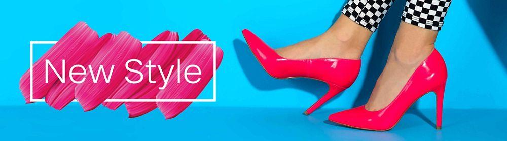 New Style schoenen vanHaren