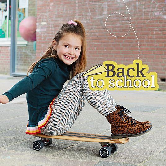 Back To School meisjes