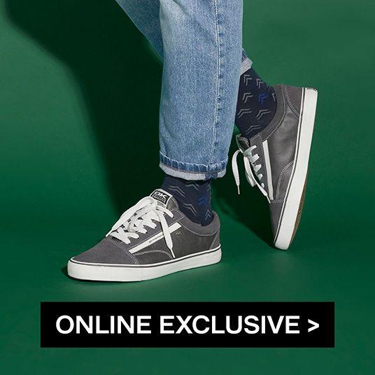 Schoenen Online Exclusive Heren vanHaren
