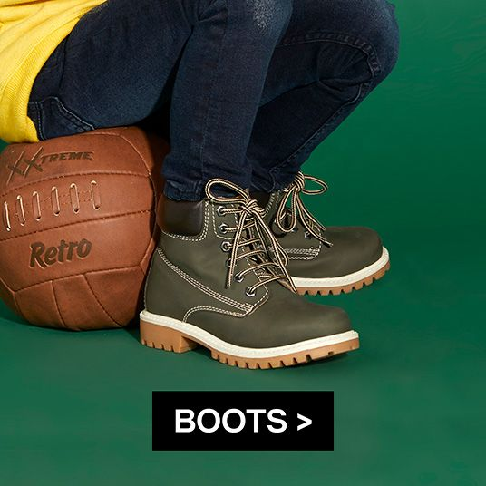 Laarzen en Boots Jongens vanHaren