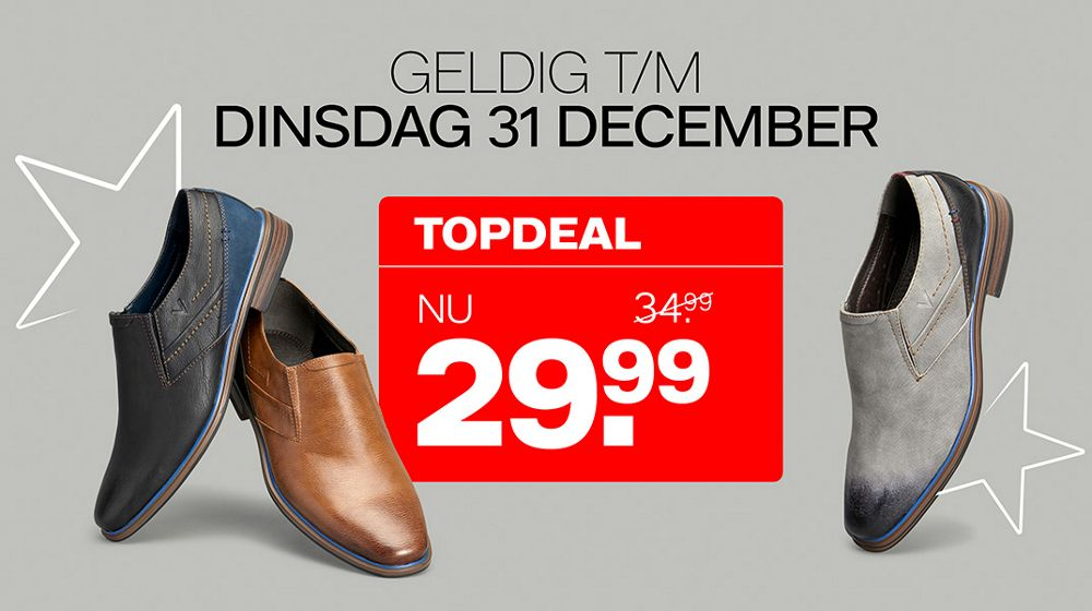 Party Topdeal Heren