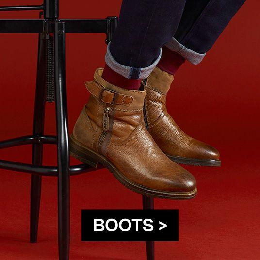 Laarzen en Boots Heren vanHaren
