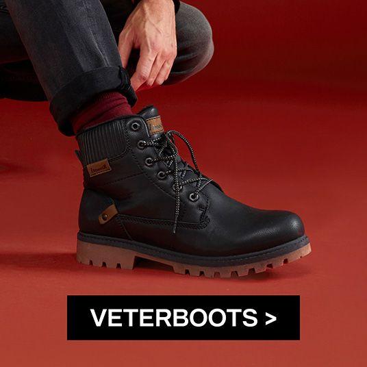 Veterboots Heren vanHaren