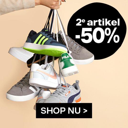 Merksneakers Jongens vanHaren