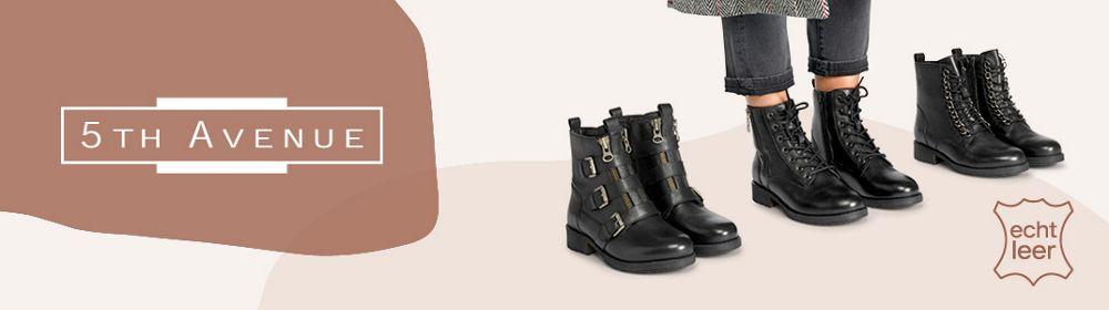 5th Avenue schoenen vanHaren