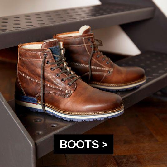 Boots Heren vanHaren