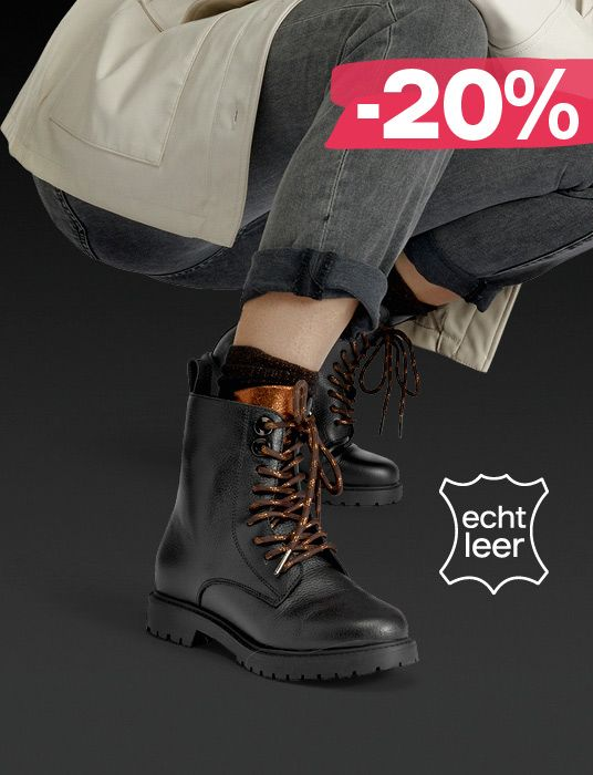 Veterboots Dames