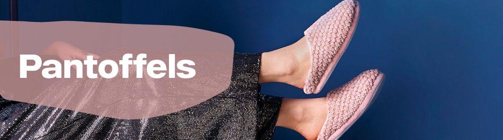 Pantoffels Dames vanHaren