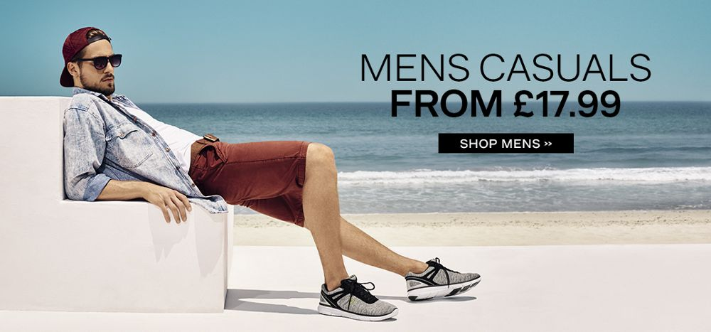 Mens Casuals